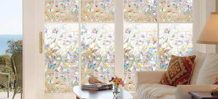 Frosted Window Glass